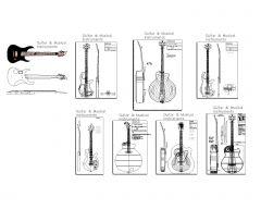 Guitar & Musical Instruments-003