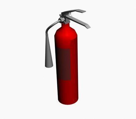 Extintor de incêndio Modelo Max