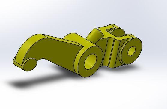 Rocker Arm Solidworks File