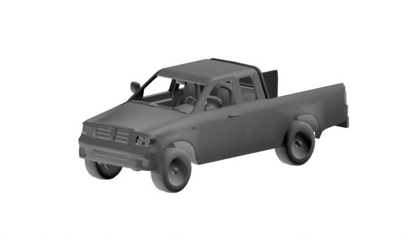 car concept-pickup