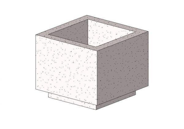 Concrete Planter Box rfa