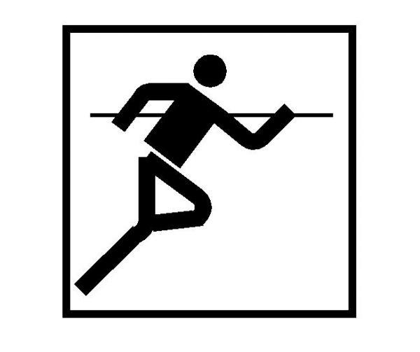 Sports symbol: Javelin2