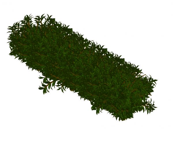 Bush Revit model
