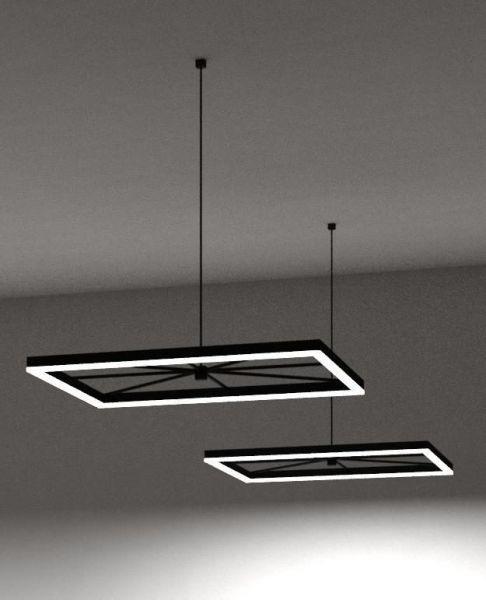 Aluminum Ceiling Light Revit Family