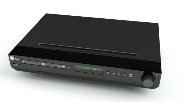 3D DVD Player 1