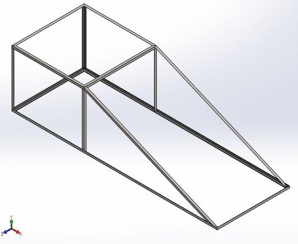 Frame sldasm Model