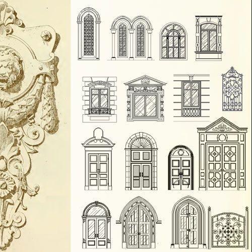 Ventanas y puertas de lujo