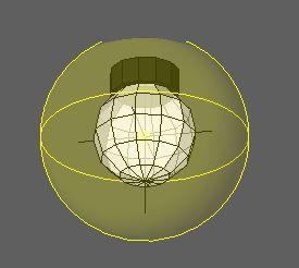 Revit Family Plant LIGHTING ELEMENT Lamp 22i
