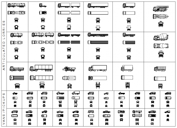 Lorry and Van Collection