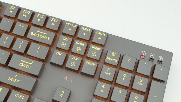 3D Mechanical Keyboard 1