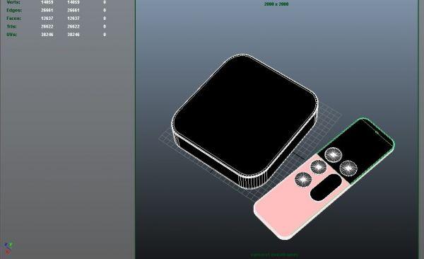 Todos los productos de Apple Modelos 3DS Max y modelos FBX