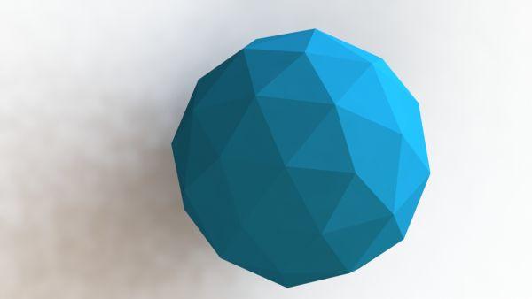 geodesic-ball.SLDPRT