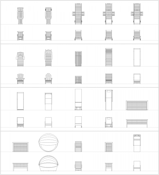 Jardin et paysage design volume 2 dwg blocs