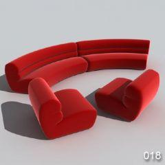 Classic Sofa Chair 18