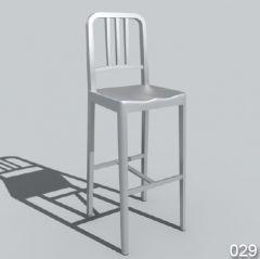 Moderner Hocker Stuhl 29