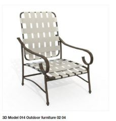 户外家具椅子04(最多2009年)