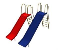 Spielplatz Slides max Modell