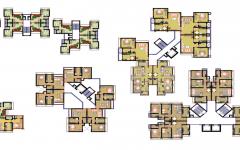 plantas residenciais