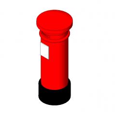 邮箱Revit模型
