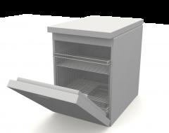 Dishwasher 3d studio max model