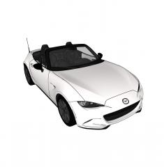 Mazda MX5 Sketchup model