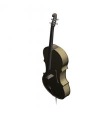 Cello 3DS Max model