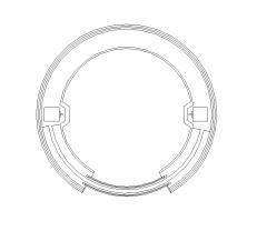 Circular lift design