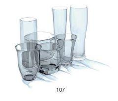 Kitchen Items Glass Set 107 (Max 2009)