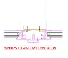 Connessione da finestra a finestra