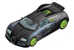 Bugatti Revit Family