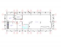 Design de academia modular