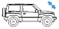Jeep dwg model