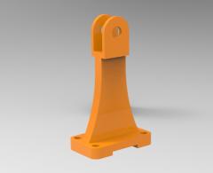 3 & 5 Axis CNC Machinable 3D CAD Model 12