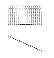 Tondachziegel CAD-Detail
