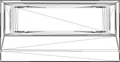 152mm Top Length Miniloft Spot Light Plan1 dwg Drawing