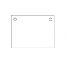 动态办公桌设计CAD块