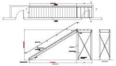 Arquitetônico - Escada 03