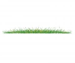 Blocco di dislivello in erba alta