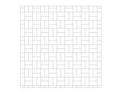 複数のテクスチャカスタムハッチパターン_164