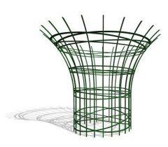 Wire Tree Revit model