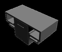 Modelo da unidade de banheiro max