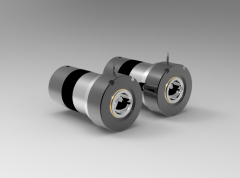 Autodesk Inventor 3D CAD Model of Electromagnetic toothed clutch T(N.m)200