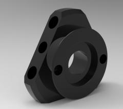 3D CAD Model of Fixture