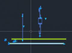 компонент динамического блока для потолочных работ