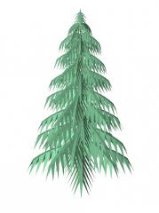 Coniferous_tree revit family