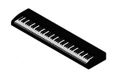 Eletric piano Yamaha Revit