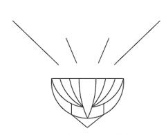 Wall Lamp dwg