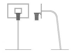 Basketball dwg