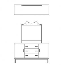 Storage Cabinet dwg