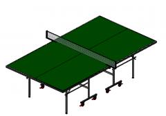 Table de ping-pong Revit